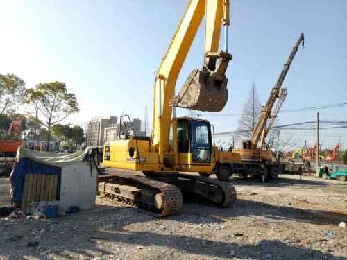 浙江出售转让二手4753小时2010年小松PC210LC挖掘机