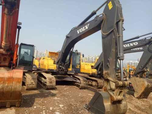 江苏出售转让二手3559小时2012年沃尔沃EC290BLC挖掘机