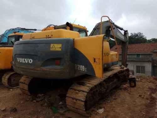 广西出售转让二手15000小时2006年沃尔沃EC210BLC挖掘机