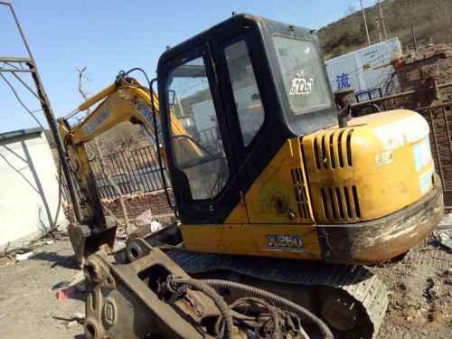 辽宁出售转让二手8536小时2008年徐工XE60挖掘机