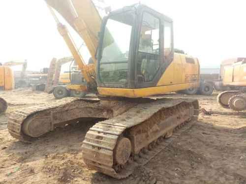 河南出售转让二手6800小时2010年住友SH240挖掘机