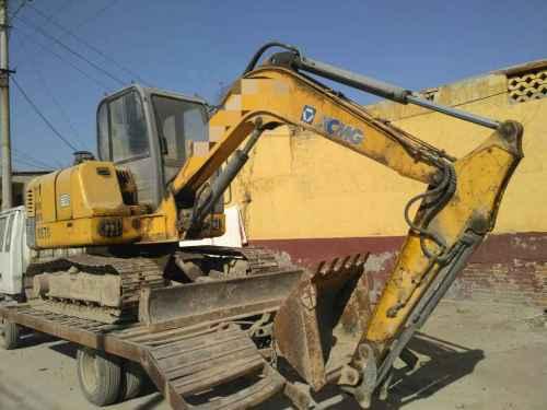 山东出售转让二手7000小时2011年徐工XE60挖掘机