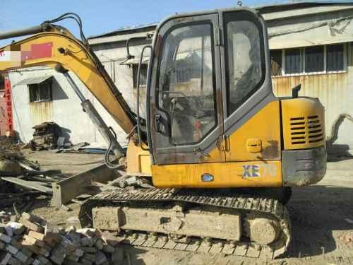 山东出售转让二手6700小时2012年徐工XE60挖掘机