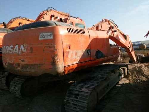 内蒙古出售转让二手15600小时2005年大宇DH220LC挖掘机