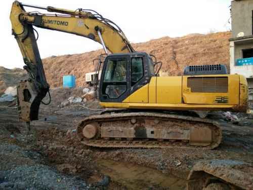 河南出售转让二手8900小时2011年住友SH360HD挖掘机