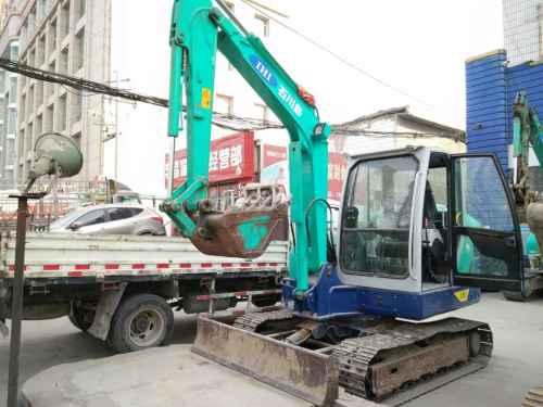 甘肃出售转让二手1208小时2014年石川岛IHI55NSL挖掘机