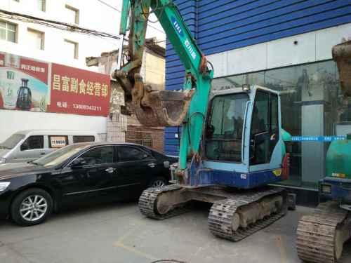 甘肃出售转让二手2488小时2015年石川岛IHI68NS挖掘机