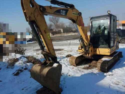 辽宁出售转让二手4300小时2012年卡特彼勒306挖掘机