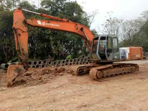 广东出售转让二手13669小时2008年日立EX200挖掘机