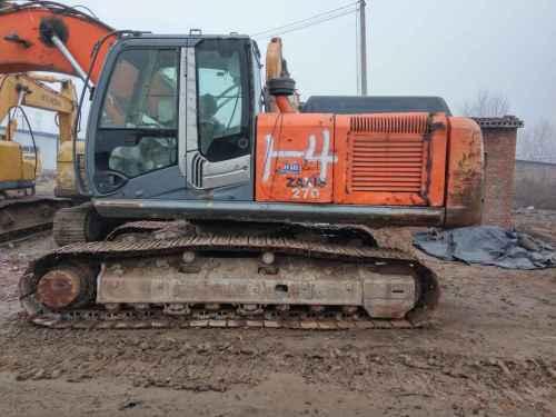 河北出售转让二手10100小时2010年日立ZX270挖掘机