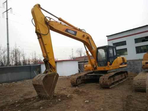 山东出售转让二手1730小时2011年福田雷沃FR260挖掘机
