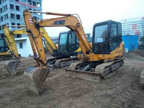 山东出售转让二手2550小时2012年福田雷沃FR65V8挖掘机