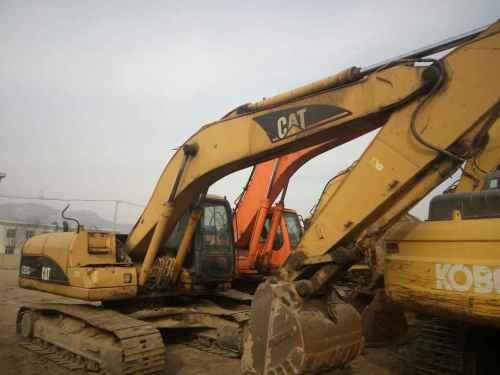 辽宁出售转让二手11920小时2006年卡特彼勒320C挖掘机