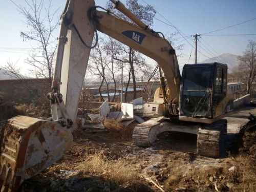 辽宁出售转让二手12000小时2004年卡特彼勒312C挖掘机