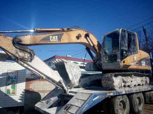 辽宁出售转让二手13791小时2003年卡特彼勒312C挖掘机