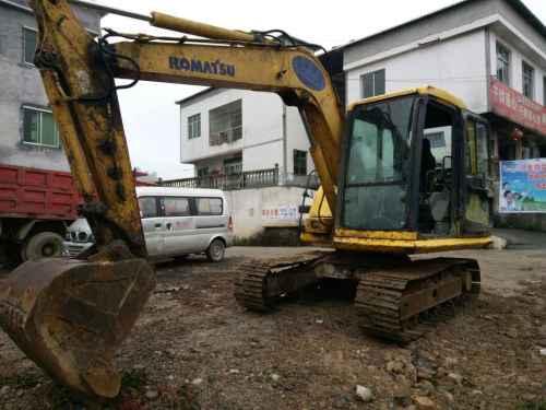 贵州出售转让二手9077小时2009年小松PC60挖掘机