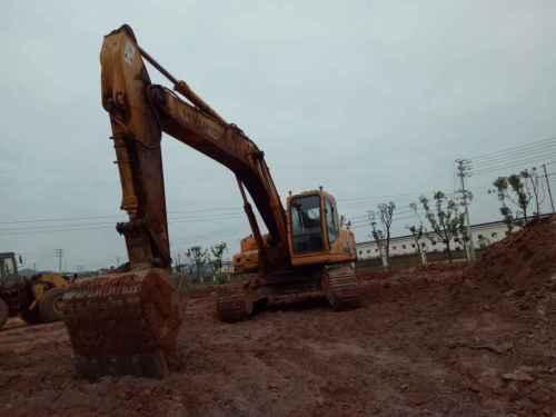 江西出售转让二手16000小时2010年现代R305LC挖掘机