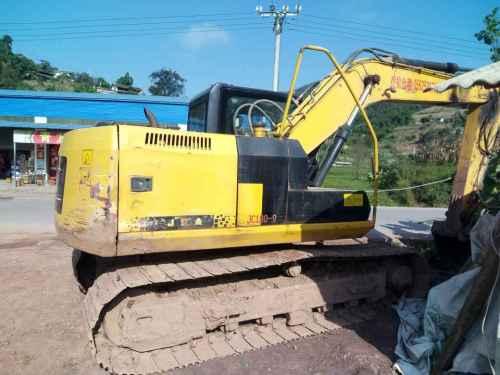云南出售转让二手4805小时2012年巨超重工JC150挖掘机