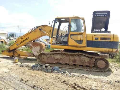 云南出售转让二手2892小时2011年中联重科ZE205E挖掘机