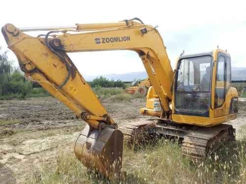 云南出售转让二手762小时2011年中联重科ZE85E挖掘机