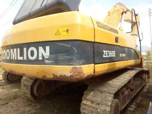云南出售转让二手2398小时2011年中联重科ZE360E挖掘机