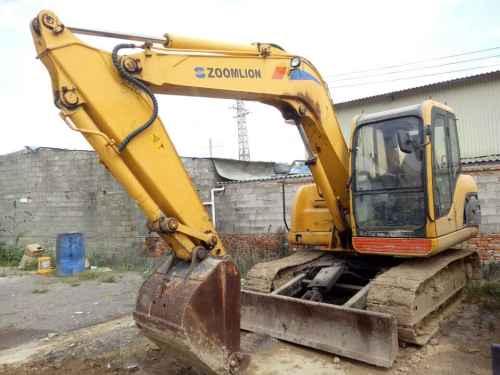 云南出售转让二手2350小时2010年中联重科ZE80E挖掘机