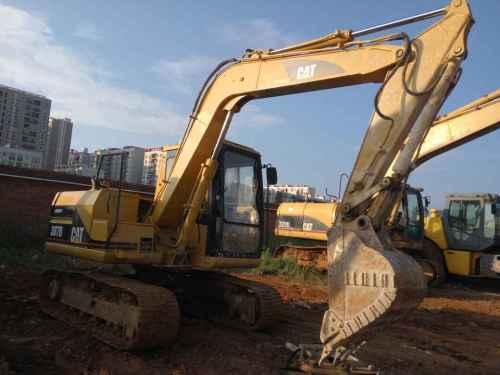 云南出售转让二手15000小时2002年卡特彼勒312B挖掘机