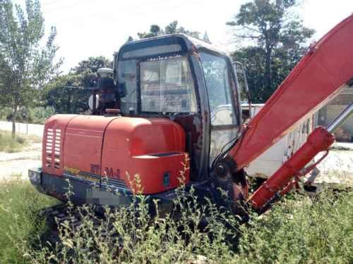 山西出售转让二手3900小时2010年恒特重工HT60挖掘机