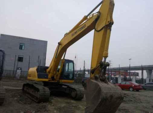 四川出售转让二手5796小时2011年住友SH240挖掘机