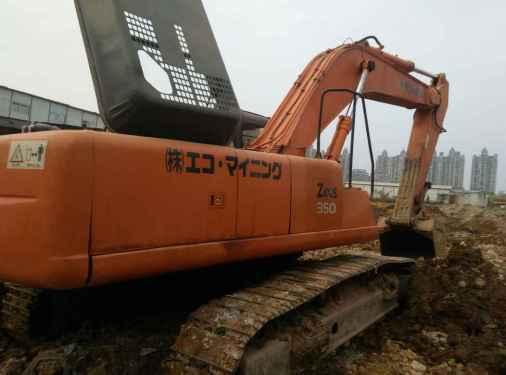 广东出售转让二手9680小时2009年日立ZX360LC挖掘机