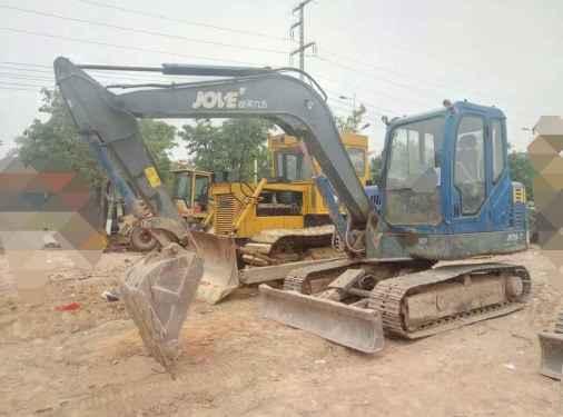 广西出售转让二手5000小时2012年恒天九五重工JV70挖掘机