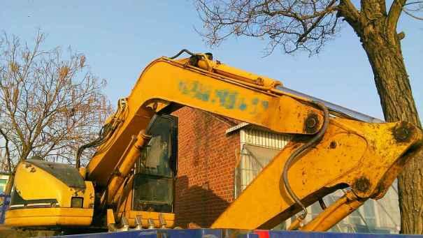 辽宁出售转让二手18000小时2006年卡特彼勒308C挖掘机