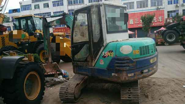 江西出售转让二手15000小时2008年石川岛IHI55NS挖掘机