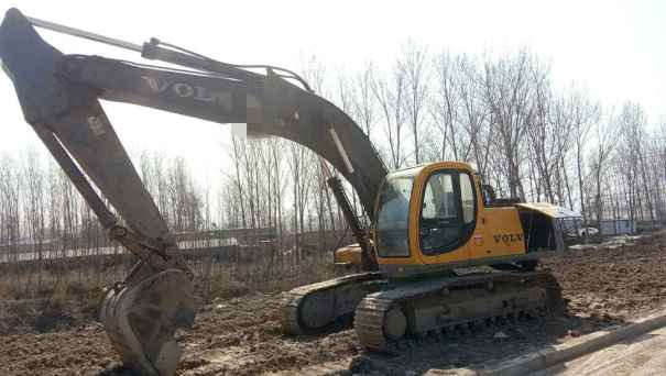 山东出售转让二手8000小时2011年詹阳动力JY230E挖掘机