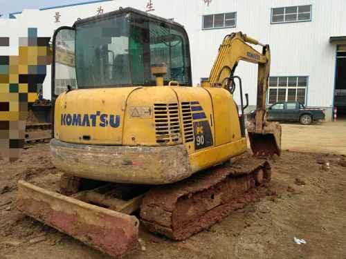 江西出售转让二手9764小时2012年小松PC56挖掘机