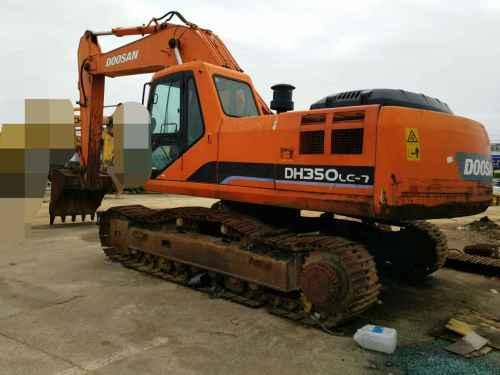 广西出售转让二手16000小时2006年斗山DH300挖掘机