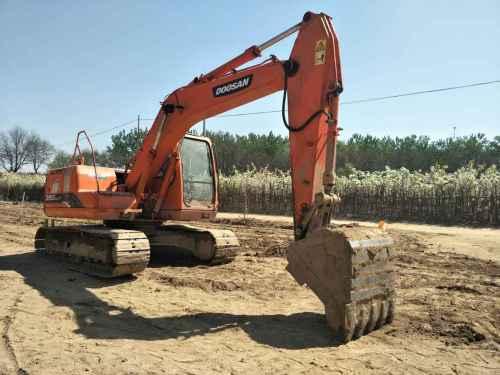 北京出售转让二手4936小时2012年斗山DH150LC挖掘机