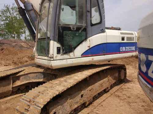 山东出售转让二手339小时2010年中联重科ZE230E挖掘机