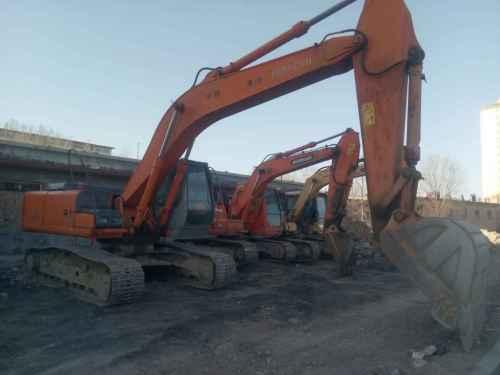 山西出售转让二手10000小时2009年日立ZX230挖掘机