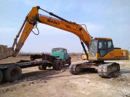 山东出售转让二手8000小时2010年三一重工SY215C挖掘机