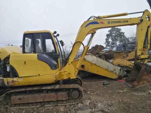 四川出售转让二手5500小时2011年中联重科ZE60E挖掘机