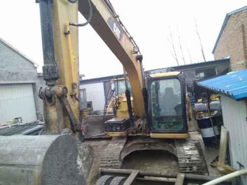 山东出售转让二手6000小时2013年卡特彼勒312D2挖掘机