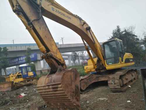 四川出售转让二手7500小时2011年中联重科ZE360E挖掘机