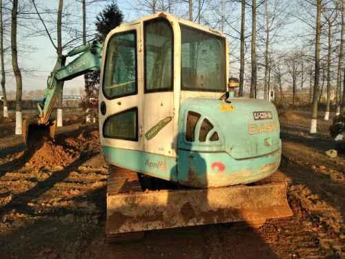 山西出售转让二手4000小时2012年大信重工DS60挖掘机