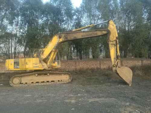 山西出售转让二手10000小时2005年小松PC220LC挖掘机