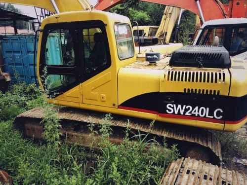 山西出售转让二手6000小时2010年彭浦SW210LC挖掘机