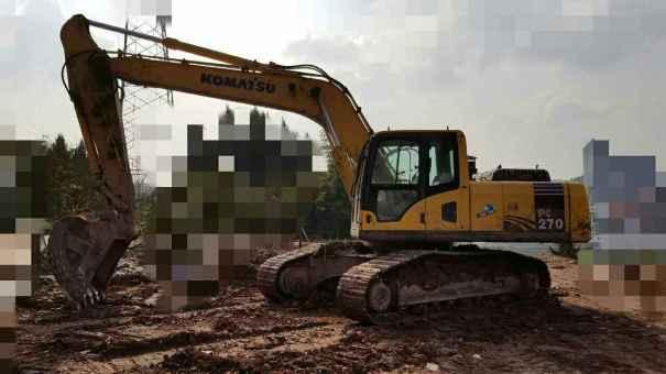 四川出售转让二手3500小时2012年山重建机JCM924D挖掘机