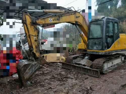四川出售转让二手8452小时2011年山重建机908C挖掘机
