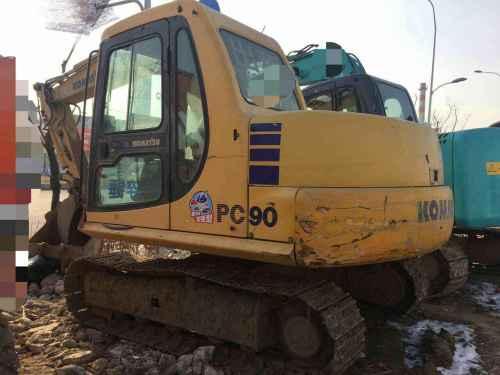 辽宁出售转让二手7000小时2011年小松PC60挖掘机