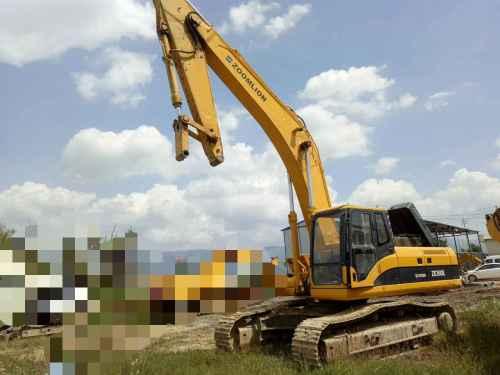 云南出售转让二手2758小时2010年中联重科ZE360E挖掘机